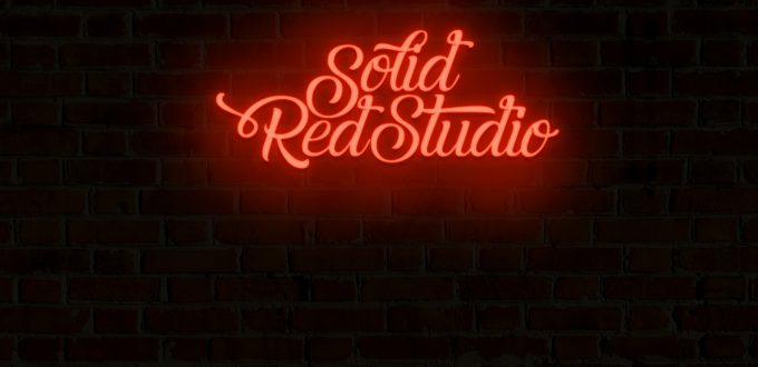 Welcome to Solid Red Studio